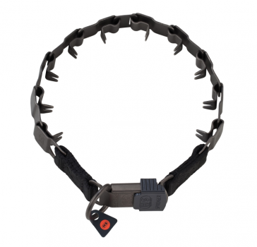 Sprenger Neck-Tech SPORT, Edelstahl, schwarz matt 48 cm