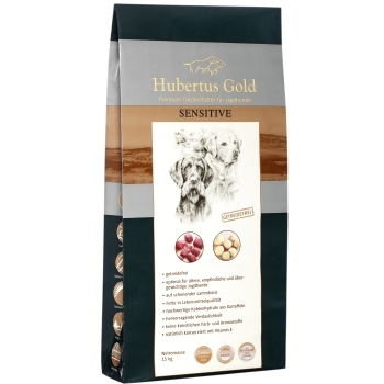 Hubertus Gold Sensitive 15 kg (Getreidefrei)